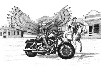 biker_angel_in_wild_west_by_adalheidis-d5sjtlx